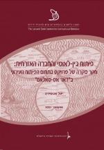 פיתוח בינלאומי והחברה האזרחית: חקר מקרה של פרויקט בתחום הפיתוח העירוני בדאר אס-סאלאם