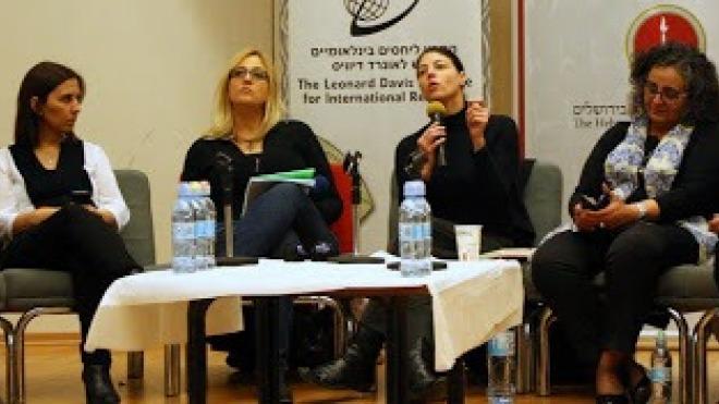 נשים בפוליטיקה הישראלית